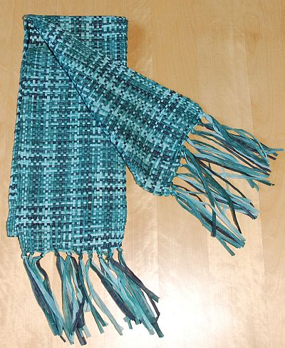 knitters loom scarf
