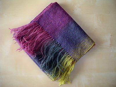 Kauni woven scarf