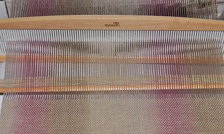 Rigid Heddle weben Kauni