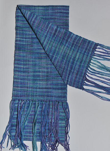Ashford Knitters Loom schal