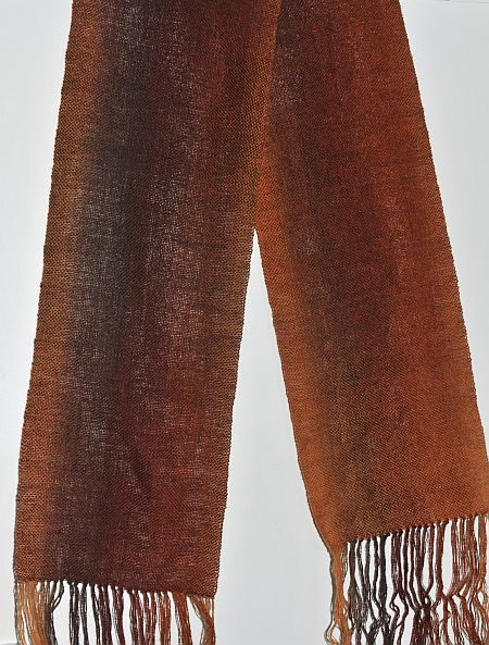 handgewebt auf dem  Ashford Knitters Loom