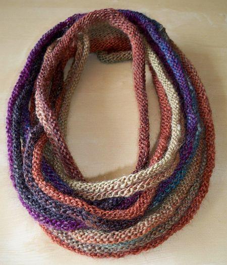 Die Mutter Eine Halskette Der Vater Ein Schal Faserfimmelde