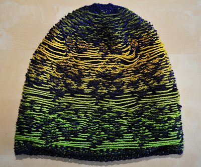 Autumn hat Kauni